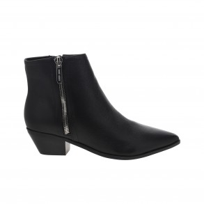 NINE WEST ELISSA LEATHER BLACK